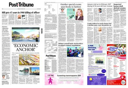 Post-Tribune – October 04, 2018