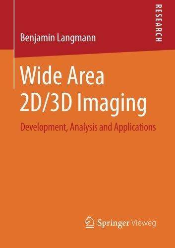 Wide Area 2D/3D Imaging: Development, Analysis and Applications (Repost)