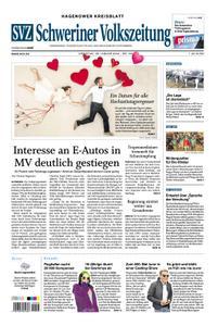 Schweriner Volkszeitung Hagenower Kreisblatt - 28. Januar 2020