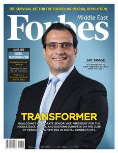 Forbes Middle East English Edition - July 2018