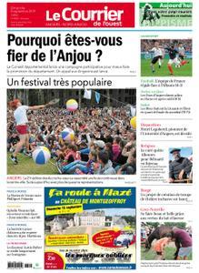 Le Courrier de l'Ouest Nord Anjou – 08 septembre 2019