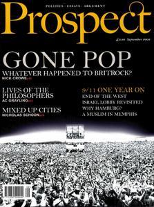 Prospect Magazine - September 2002