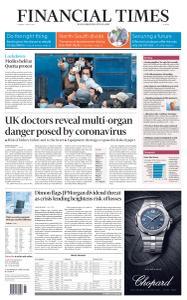 Financial Times Europe - April 7, 2020