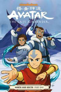 Avatar - The Last Airbender - North and South Part 1 (2016)