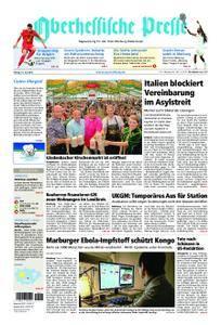 Oberhessische Presse Marburg/Ostkreis - 29. Juni 2018