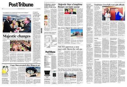 Post-Tribune – March 09, 2019
