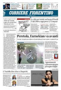 Corriere Fiorentino La Toscana – 21 febbraio 2020