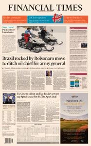 Financial Times Europe - February 23, 2021