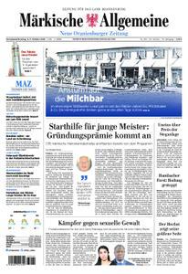 Neue Oranienburger Zeitung - 06. Oktober 2018
