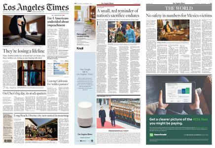 Los Angeles Times – November 07, 2019