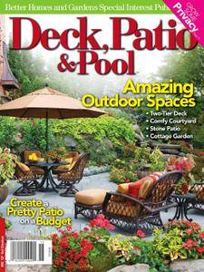 Deck, Patio & Outdoor Living - June 01, 2011