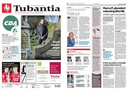 Tubantia - Enschede – 10 maart 2018
