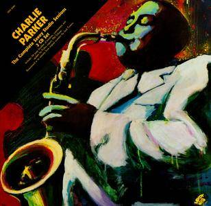 Charlie Parker - The Complete Savoy Studio Sessions (1988) {Savoy, 3CD, ZDS 5500-1~3, Rare Early Press rec 1944-1948}