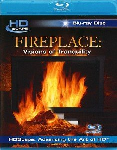 HDScape: Fireplace - Visions of Tranquility (2007)