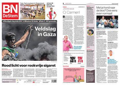 BN DeStem - Bergen op Zoom – 15 mei 2018