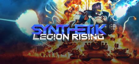 SYNTHETIK: Legion Rising (2018)