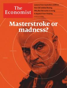 The Economist Middle East and Africa Edition – 11 January 2020