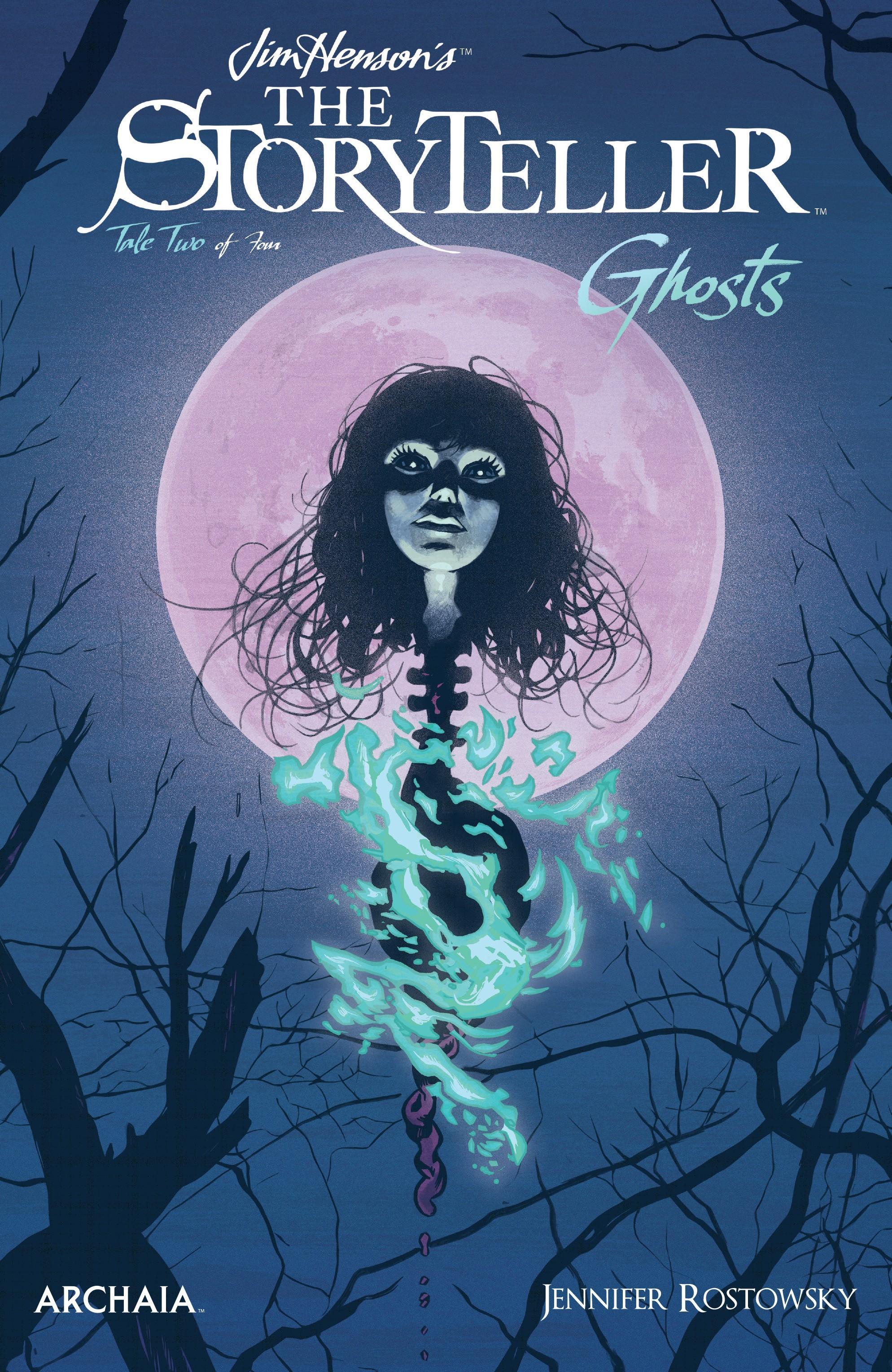 Jim Hensons The Storyteller-Ghosts 02 of 04 2020 Digital Mephisto