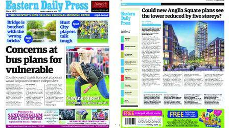 Eastern Daily Press – August 28, 2018