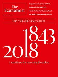 The Economist Middle East and Africa Edition – September 2018