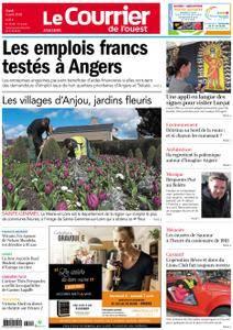 Le Courrier de l'Ouest Angers - 03 avril 2018