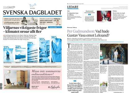 Svenska Dagbladet – 12 augusti 2018