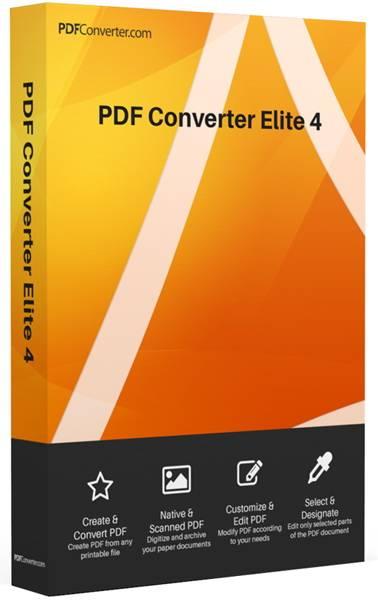PDF Converter Elite 5.0.4.0 + Portable