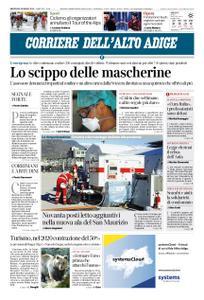 Corriere dell'Alto Adige – 18 marzo 2020