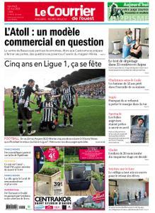 Le Courrier de l'Ouest Angers – 22 mai 2020