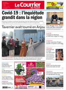 Le Courrier de l'Ouest Angers – 26 mars 2021