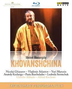 Claudio Abbado, Orchesrta of the Wiener Staatsoper - Mussorgsky: Khovanshchina (2015/1989) [BDRip]