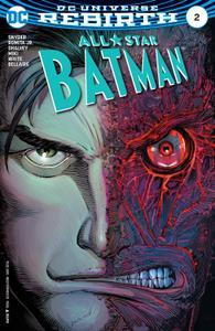 All-Star Batman 002 2016 4 covers Digital Zone