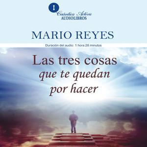 «Las tres cosas que te quedan por hacer» by Mario Reyes
