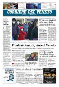 Corriere del Veneto Vicenza e Bassano – 31 gennaio 2020