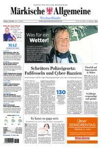 Märkische Allgemeine Westhavelländer - 08. Juni 2018