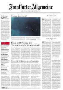 Frankfurter Allgemeine Zeitung - 27 März 2021