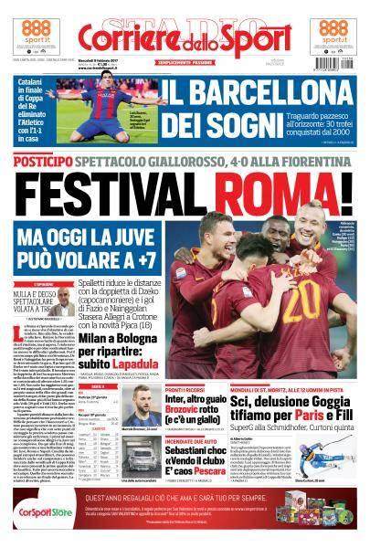 Corriere dello Sport - 8 Febbraio 2017
