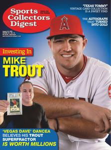 Sports Collectors Digest – August 28, 2020