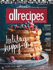 Allrecipes - December/January 2018