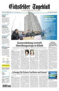 Eichsfelder Tageblatt - 8 Februar 2017