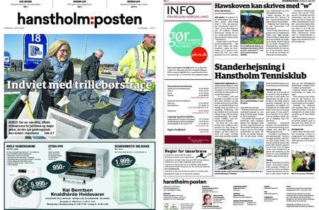 Hanstholm Posten – 24. april 2019
