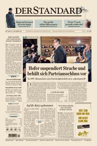 Der Standard – 02. Oktober 2019
