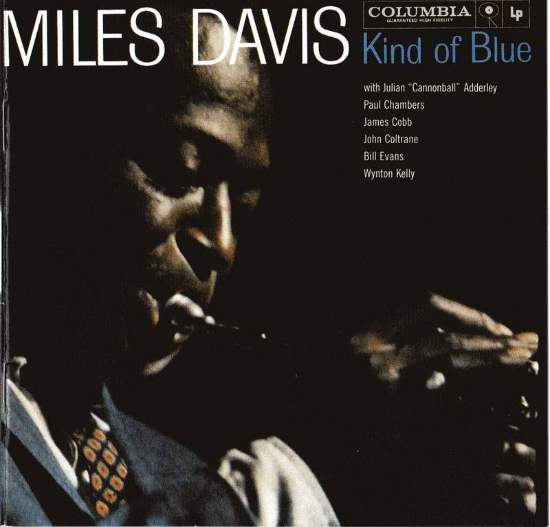 Miles Davis - Kind Of Blue (1959) (2003 remastered, SACD edition)