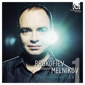Alexander Melnikov - Prokofiev: Piano Sonatas Nos. 2, 6, 8 (2016)
