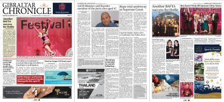 Gibraltar Chronicle – 20 February 2018
