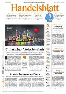 Handelsblatt - 20 Oktober 2020