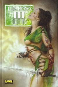 Conceptions III, de Luis Royo