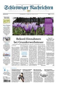Schleswiger Nachrichten - 14. März 2019