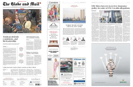 The Globe and Mail – April 04, 2019