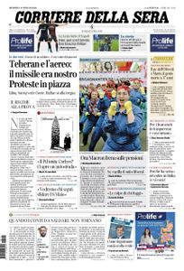 Corriere della Sera – 12 gennaio 2020